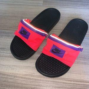 like brand new nike sandals
